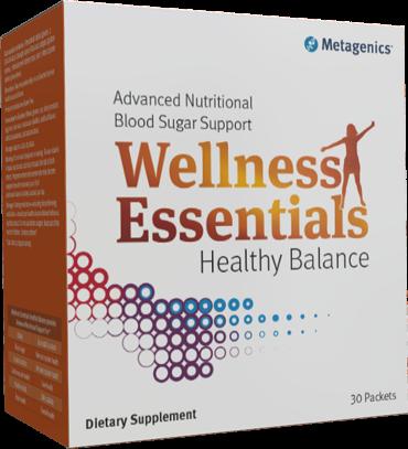 Metagenics Wellness Essentials Healthy Balance