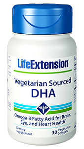 Life Extension Vegetarian Sourced DHA