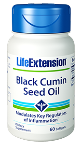 Life Extension Black Cumin Seed Oil