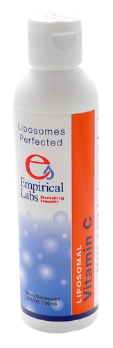 Liposomal Vitamin C - Empirical Labs - Immune, Antioxidant, Collagen