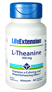 Life Extension L-Theanine, Suntheanine