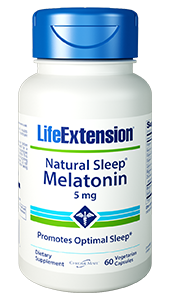 Life Extension Natural Sleep Melatonin