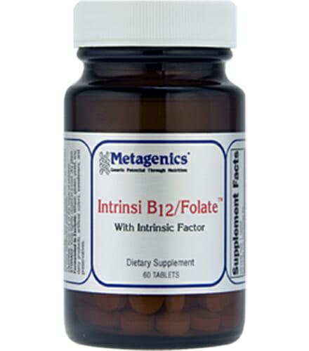 Metagenics Intrinsi B12/Folate