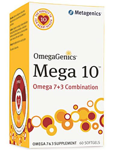Metagenics OmegaGenics Mega 10