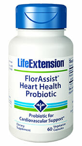 FlorAssist Heart Health Probiotic