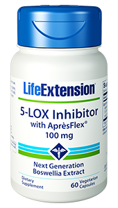 Life Extension 5-LOX Inhibitor with AspresFlex
