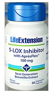Life Extension 5-LOX Inhibitor with AspresFlex