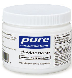 Pure Encapsulations d-mannose