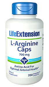 Life Extension L-Arginine Caps