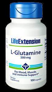 life extension L-Glutamine