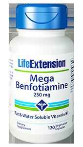 Life Extension Mega Benfotiamine