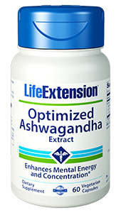 Life Extension Optimized Ashwagandha Extract