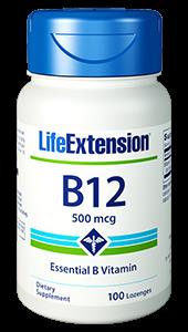 Life Extension Vitamin B12