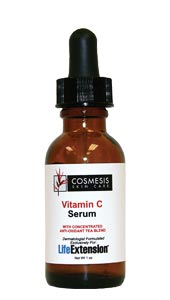 Vitamin C Serum - Cosmesis Skin Care - Rejuvenates & Protects - 80129