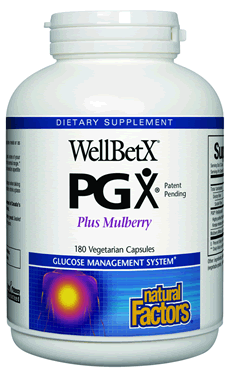 Natural Factors WellBetX PGX Soluble Fiber Blend