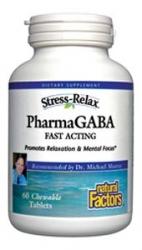 Natural Factors PharmaGABA