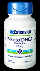 Life Extension 7-Keto DHEA