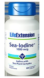 Life Extension Sea-Iodine