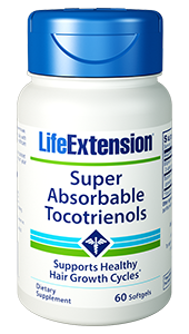 Super-Absorbable Tocotrienols