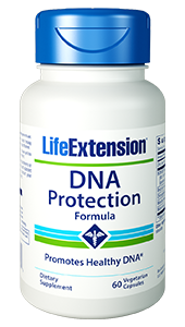 DNA Protection Formula - Life Extension - Protect Cells, Genes - 02270