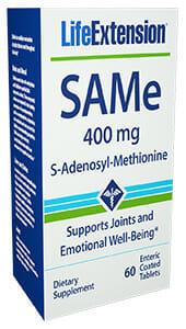 Life Extension SAMe S-adenosyl-methionine