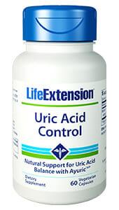Uric Acid Control | Life Extension | Terminalia Bellerica Extract - Joints