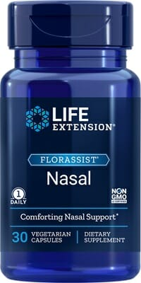 life extension florassist nasal