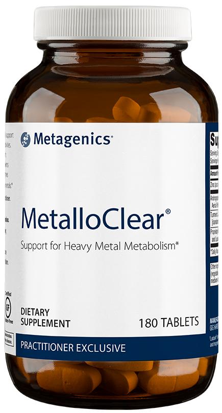 Metagenics MetalloClear