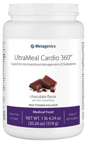 metagenics UltraMeal Cardio 360