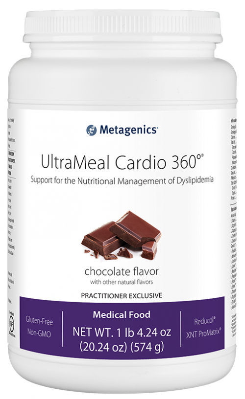 metagenics UltraMeal Cardio 360