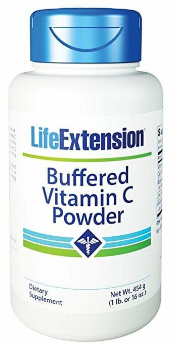 Life Extension Buffered Vitamin C Powder