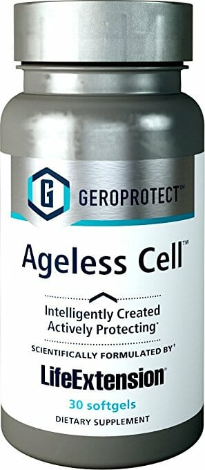 Life Extension Ageless Cell GEROPROTECT