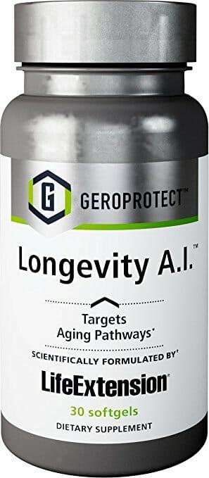 Life Extension | GEROPROTECT Longevity AI | 02133 | Anti-Aging