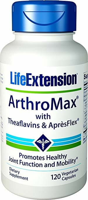 Life Extension ArthroMax with Theaflavins and ApresFlex