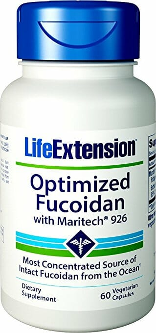 life extension Optimized Fucoidan with Maritech 926