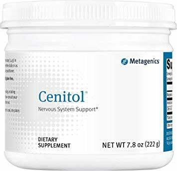 Metagenics Cenitol Nervous System Support