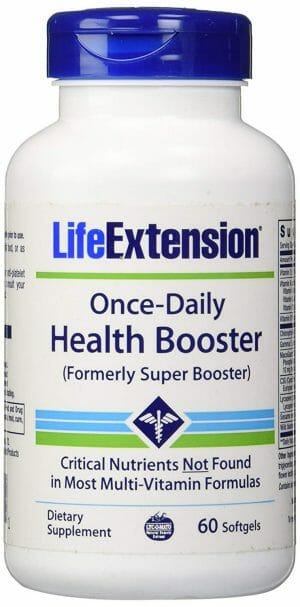 life extension once-Daily Health Booster
