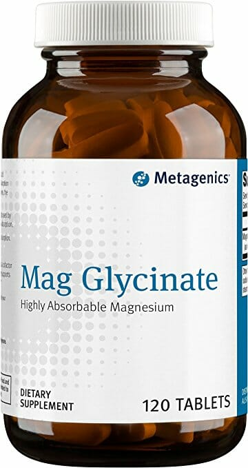 metagenics Mag Glycinate