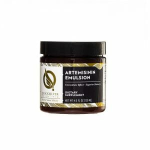 Quicksilver Scientific Artemisinin emulsion