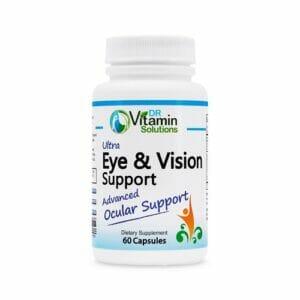 DR Vitamin Solutions Ultra Eye & Vision Support | Carotenoids & NAC, life vitality Ultra Eye