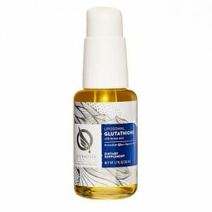 Quicksilver Scientific Liposomal Glutathione