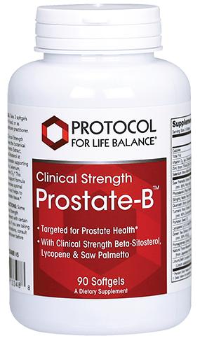Protocol for Life Balance Prostate-B