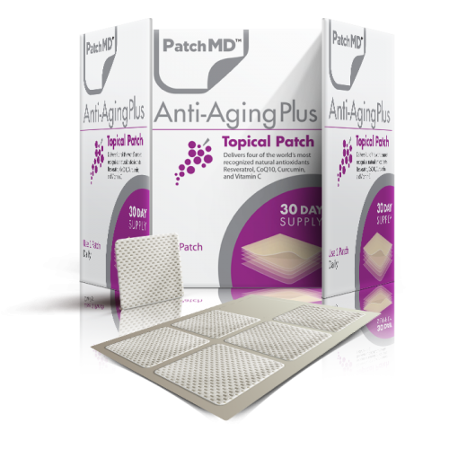 patchmd Anti-Aging Topical Patch