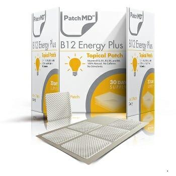 vitamin b12 energy plus patch