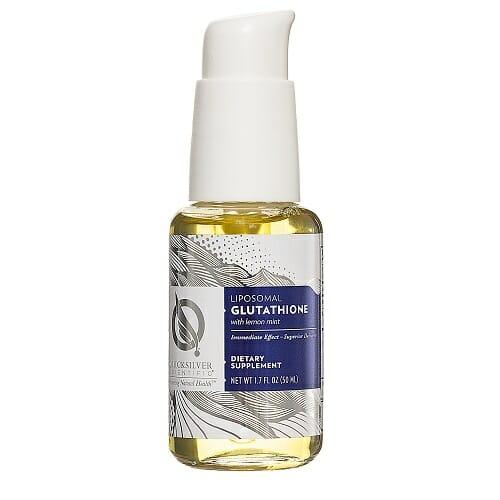 Liposomal Glutathione | Quicksilver Scientific | Reduced Glutathione - GSH