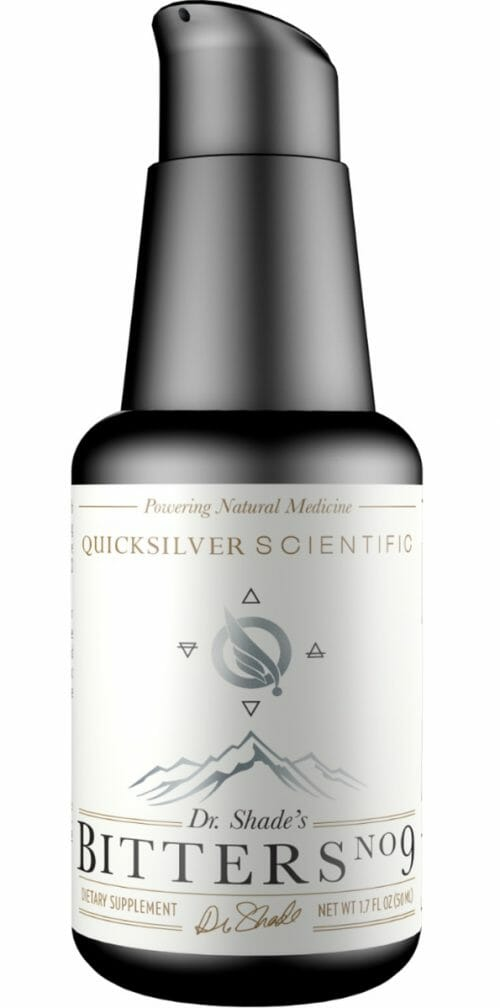dr shade's bitters no. 9, bitter herbs, liposomal delivery