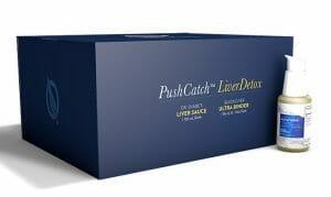 Quicksilver Scientific PushCatch Liver Detox + Glutathione