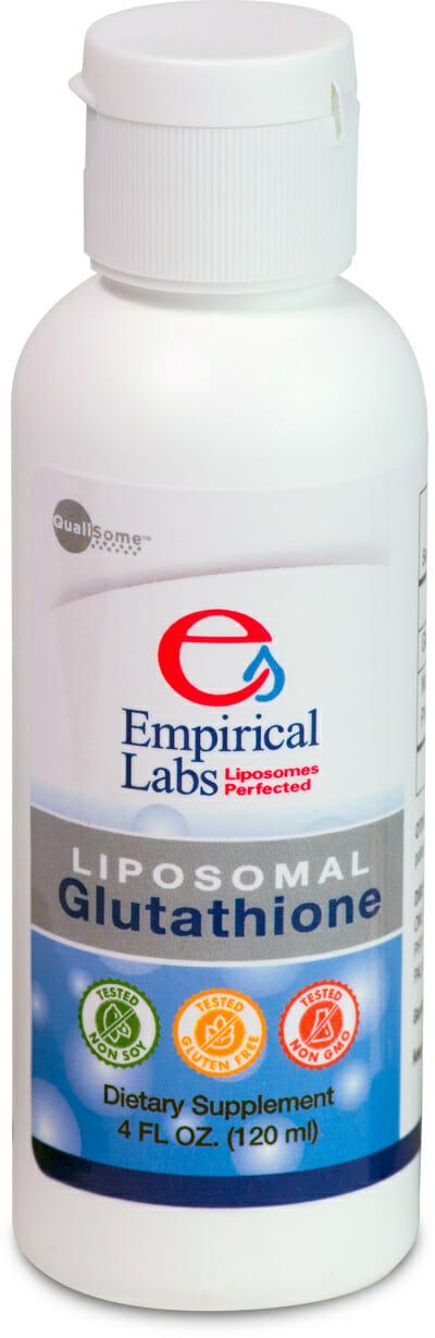 empirical labs, liposomal glutathione, reduced glutathione