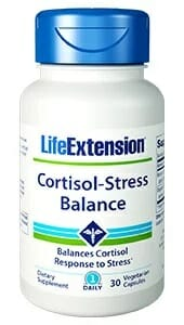 Life Extension Cortisol-Stress Balance