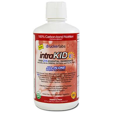intrakid 2.0, fulvic acid